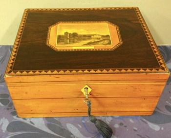 George III Bisham Abbey Box