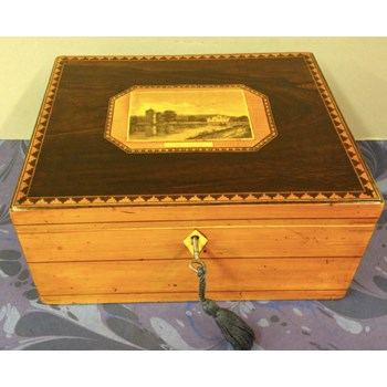 George III Bisham Abbey Box