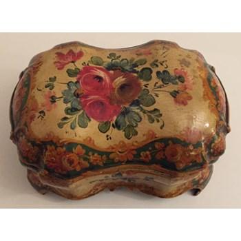 Italian Jewellery Box, c.1830