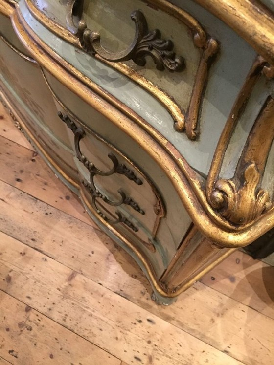 Italian Chateau Chest Of Drawers