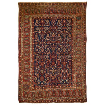 Antique Persian Afshar - Oriental rug