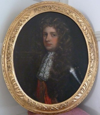 Portrait of Colonel Francis Russell c. 1690; Attributed to John Riley.