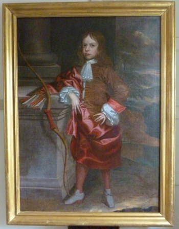Portrait of a Young Boy c.1690; Circle of Charles D'Agar.