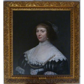 Portrait of a Lady 1631, by Jan van Ravesteyn