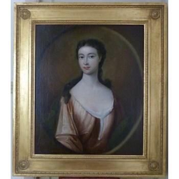Portrait of Miss Maitland c.1710; Follower of Jonathan Richardson.