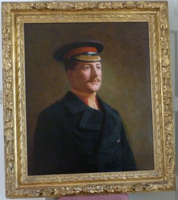 Portrait of Charles Chetwynd-Talbot, Viscount Ingestre by Dorofield Hardy.