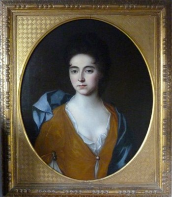 Portrait of a Lady c.1715: Circle of Michael Dahl