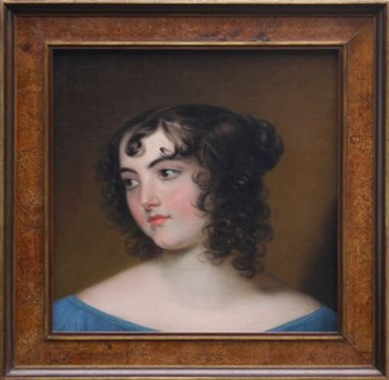 Charlotte, Lady Owen of Orielton c.1810; Circle of Sir Thomas Lawrence