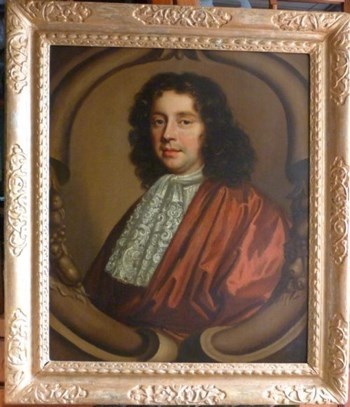 Portrait of a Gentleman c.1680 by Mary Beale