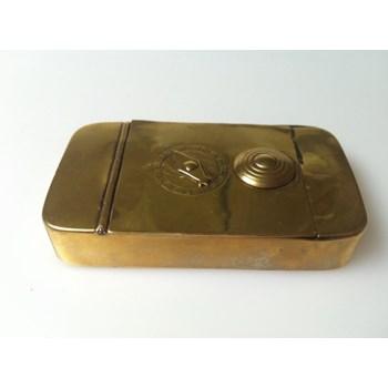 Antique 1820 Puzzle Snuff Box