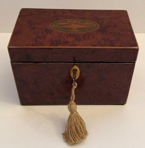 George III Tea Caddy  c.1810
