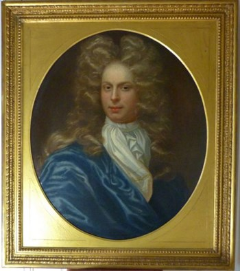 Portrait of James Radclyffe, 3rd Earl of Derwentwater; Studio or Circle of John Closterman.