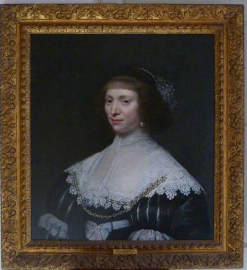 Portrait of a Lady 1631, by Jan van Ravesteyn