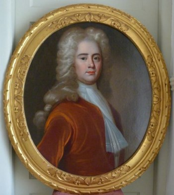 Portrait of a Gentleman c.1735; Attributed to William Verelst.