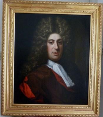 Portrait of a Gentleman c.1685; Circle of John Riley.