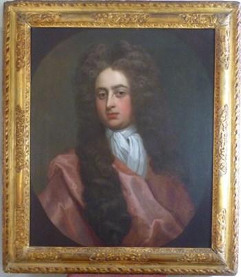Portrait of the Hon. William Feilding c.1705; by Michael Dahl.