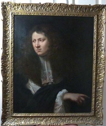 Portrait of a Gentleman c.1695; Circle of Nicolas de Largilliere.