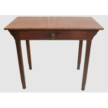 Victorian 'Gillows & Co.' Mahogany Side Table